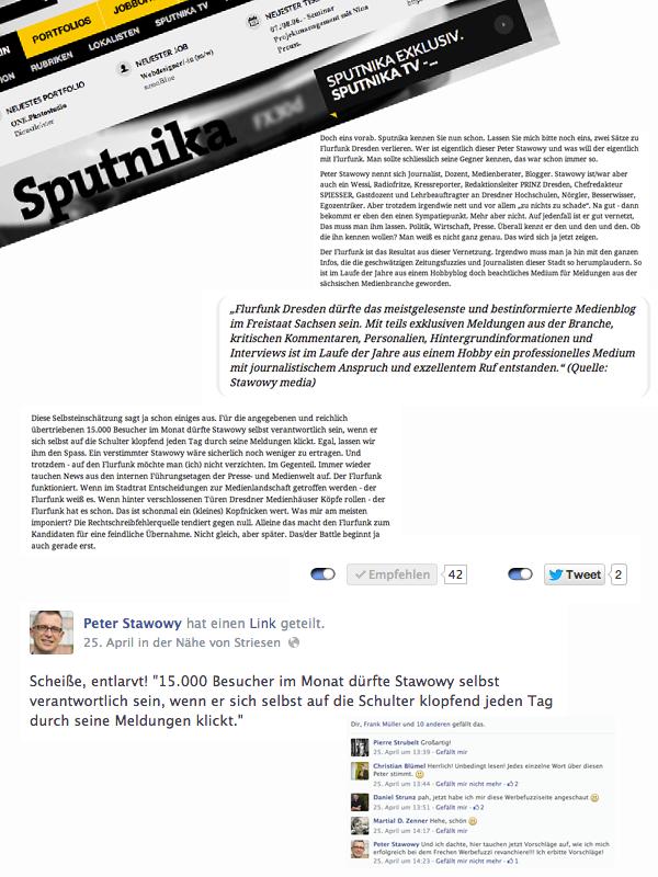 Zusammenfassung Sputnika Beitrag vom 25.04.